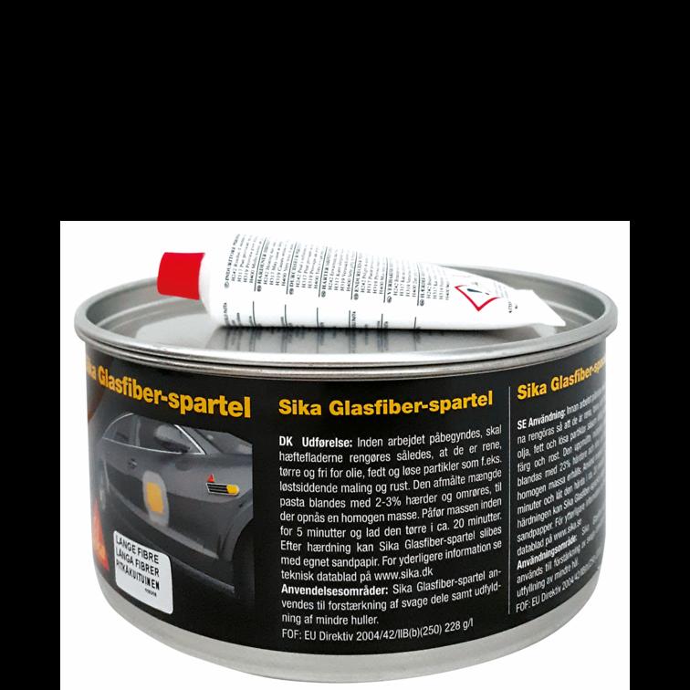 Glasfiber Spartel