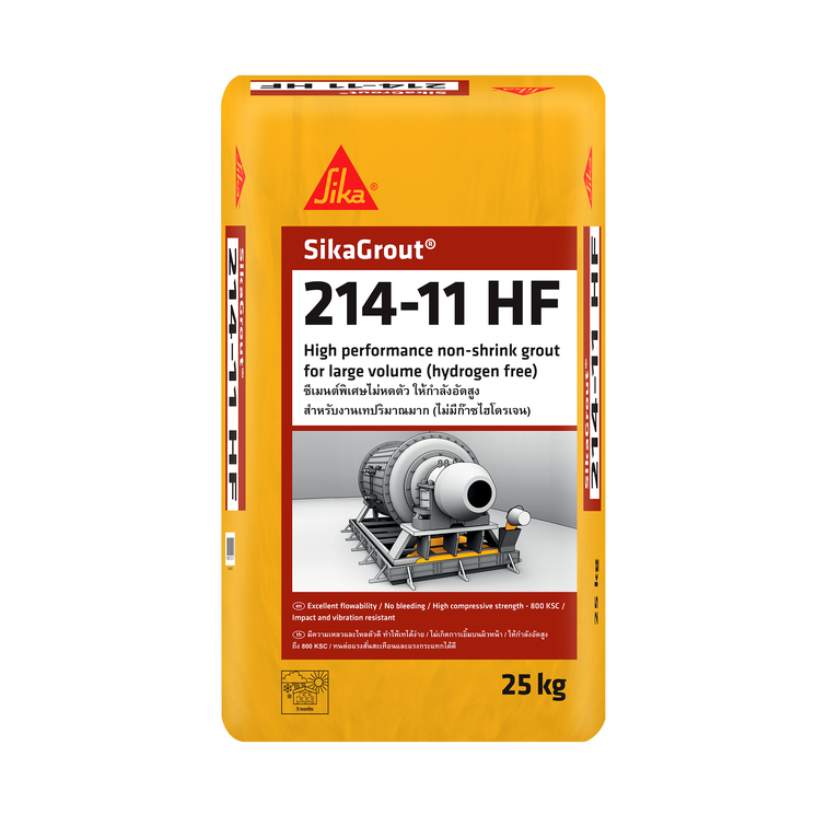 SikaGrout®-214-11 HF