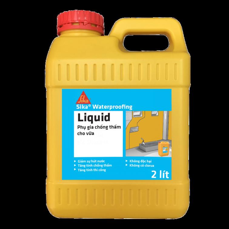 Sika® Waterproofing Liquid