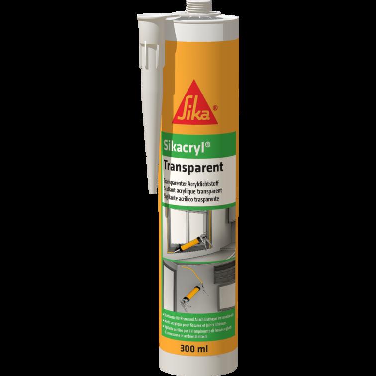 Sikacryl® Transparent