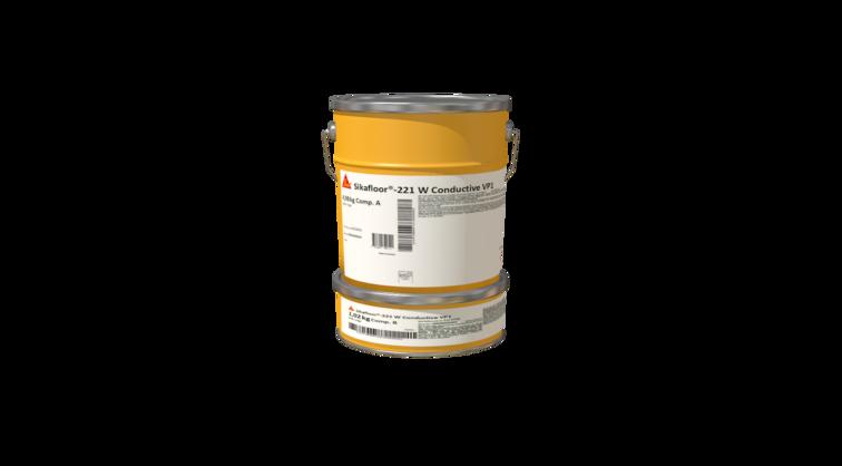 Sikafloor®-221 W Conductive