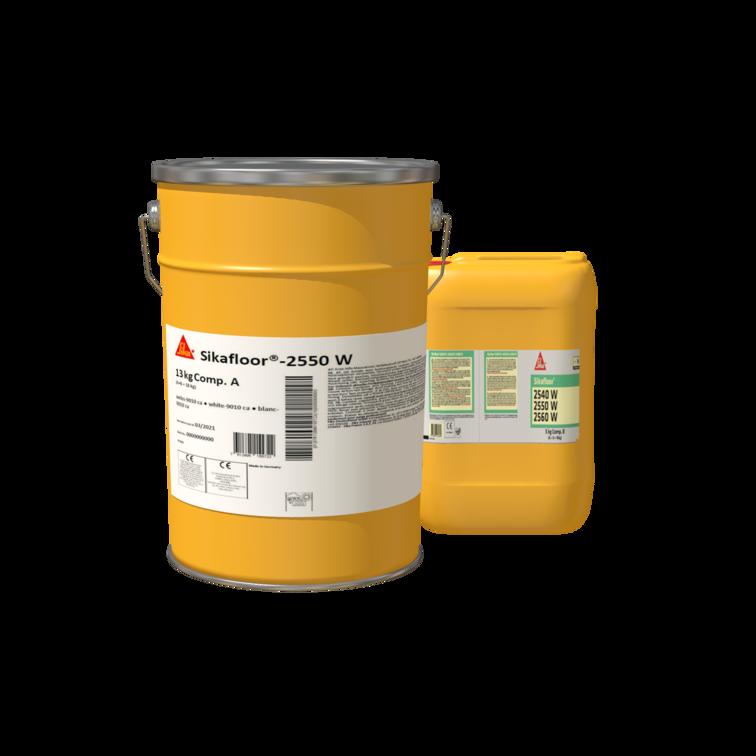 Sikafloor®-2550 W