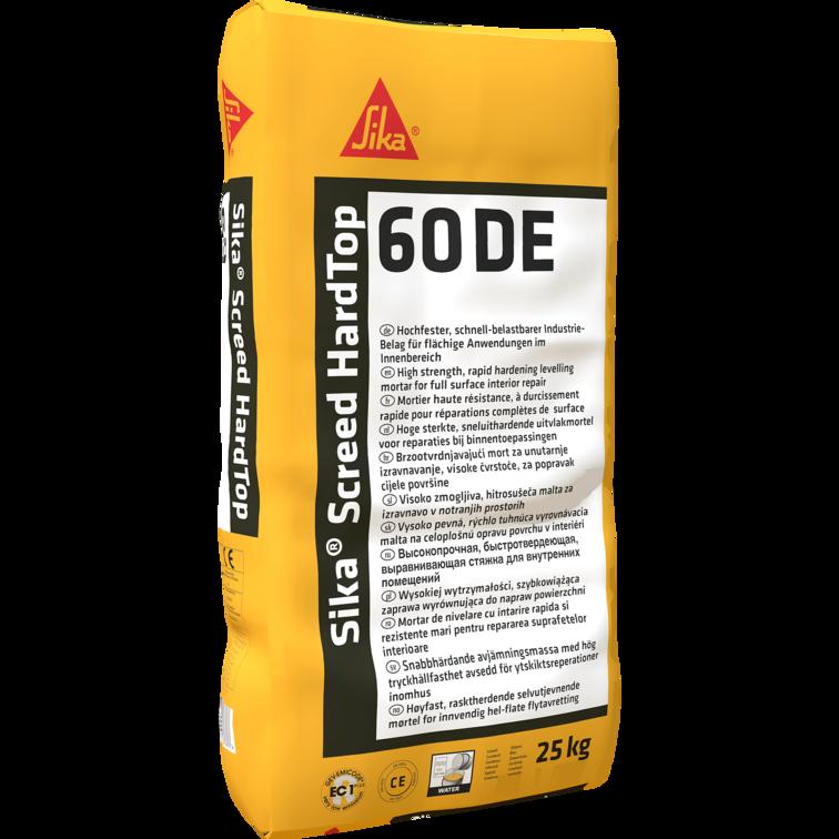 SikaScreed® HardTop-60 DE