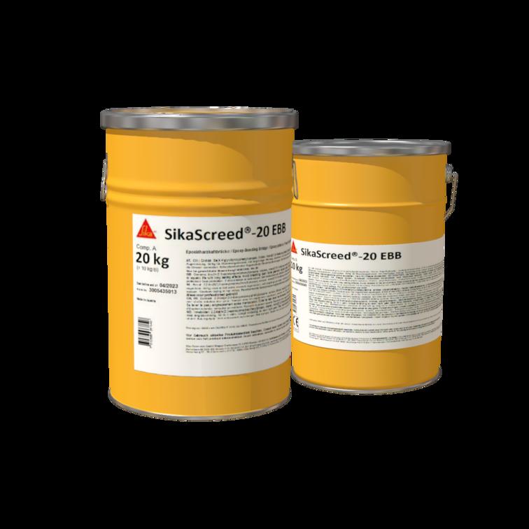 SikaScreed®-20 EBB