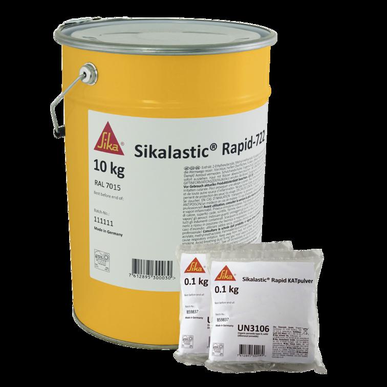 Sikalastic® Rapid-722 Detail