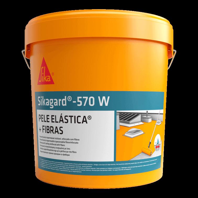 Sikagard®-570 W Pele Elástica + Fibras