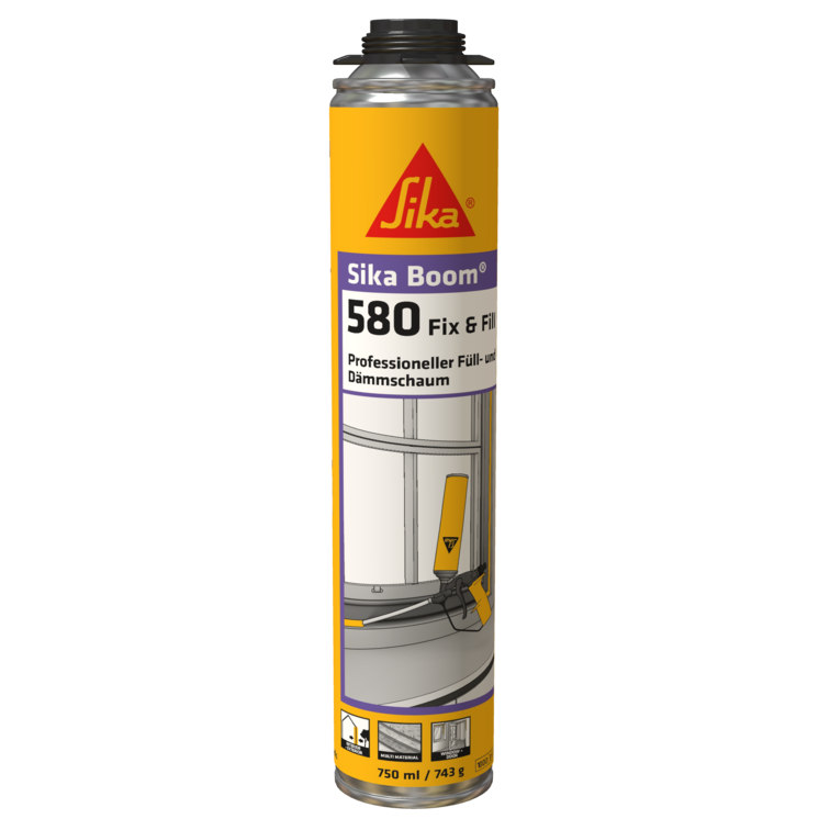 Sika Boom®-580 Fix & Fill