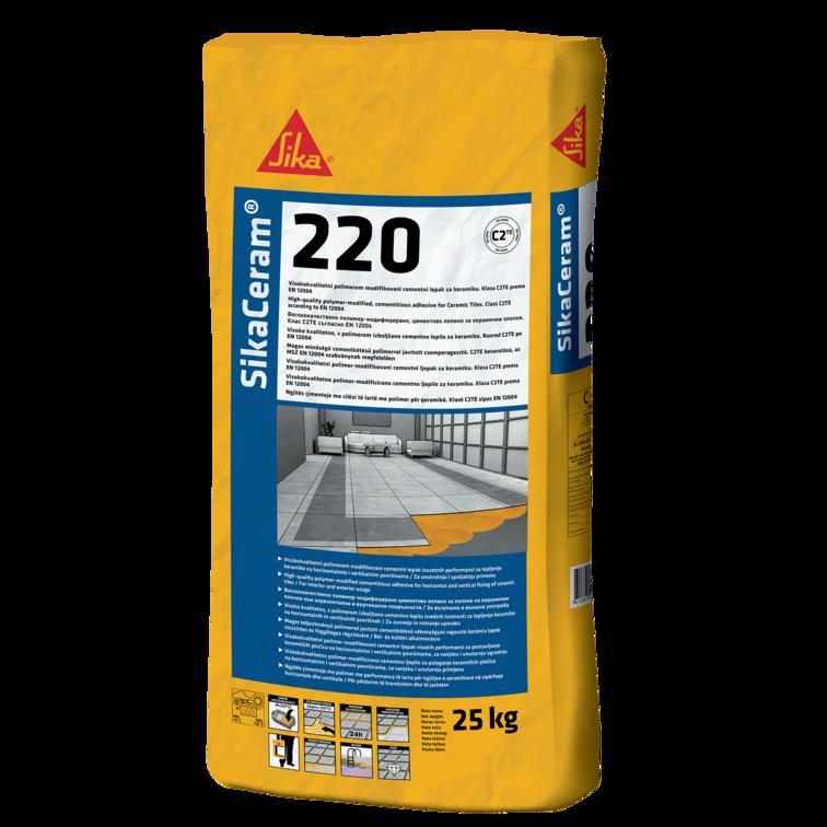 SikaCeram®-220 Classic