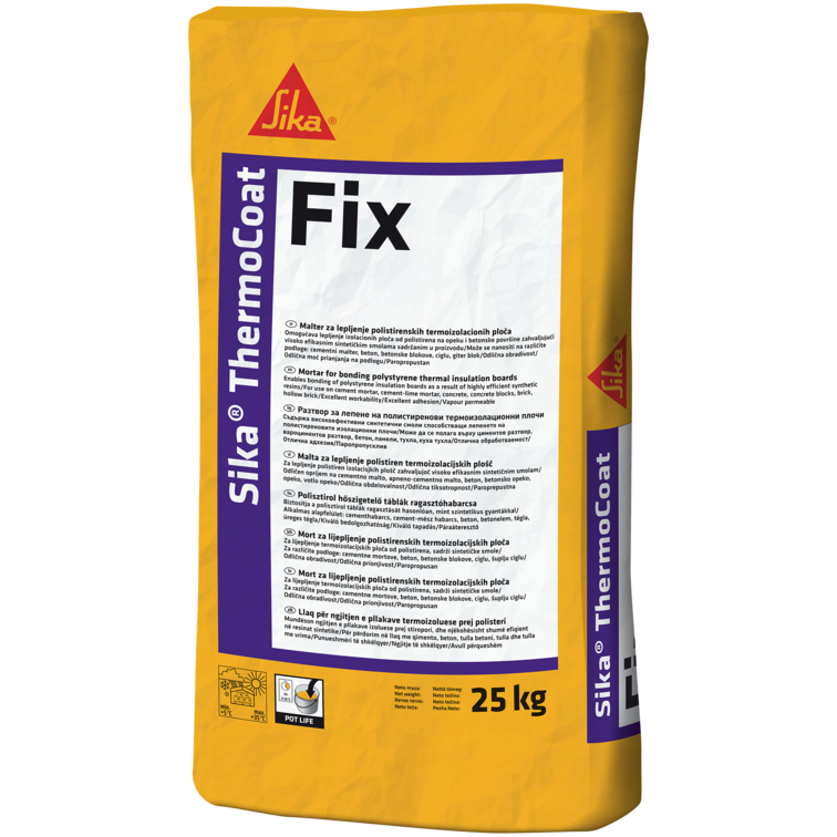 Sika® ThermoCoat Fix