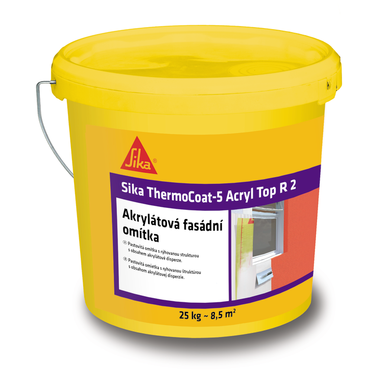 Sika ThermoCoat®-5 Acryl Top