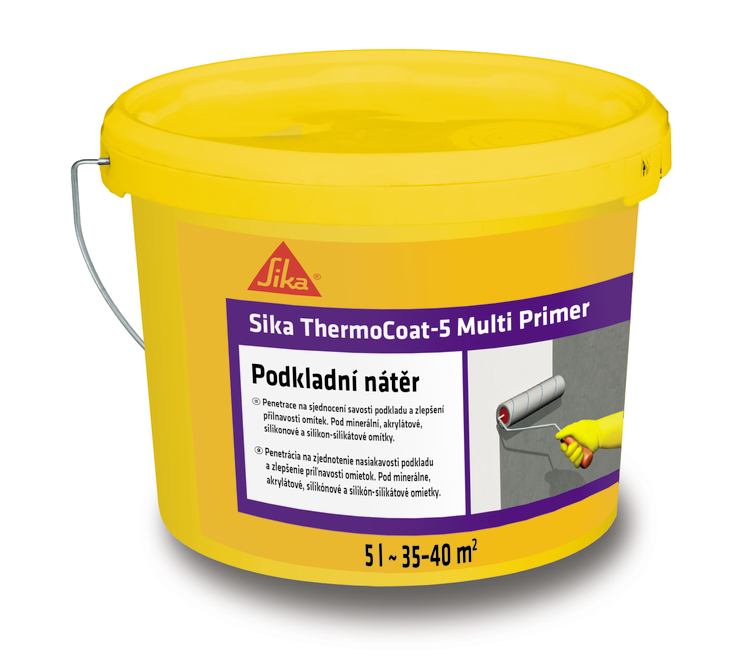 Sika ThermoCoat®-5 MultiPrimer