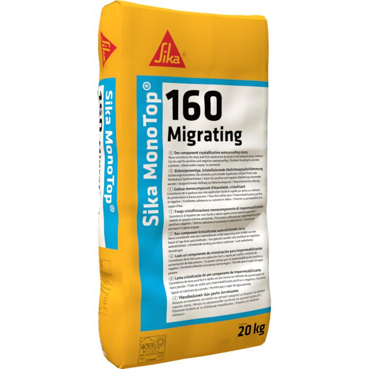Sika MonoTop®-160 Migrating