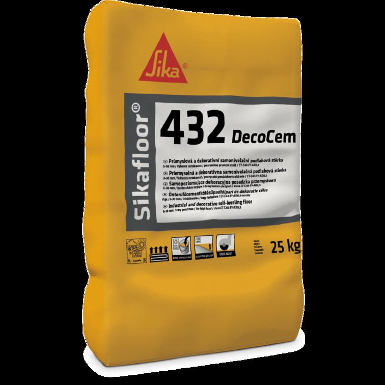 Sikafloor®-432 DecoCem