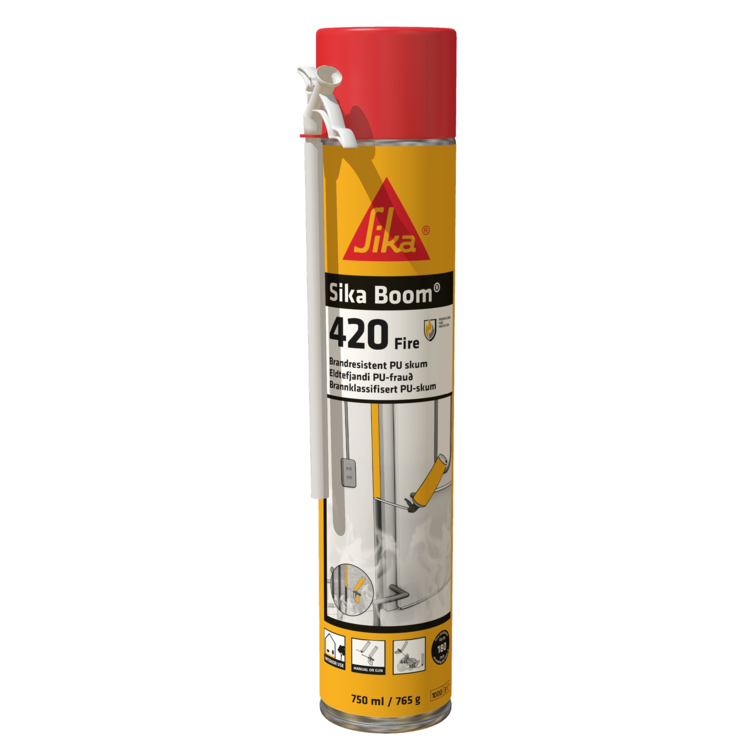 Sika Boom®-420 Fire