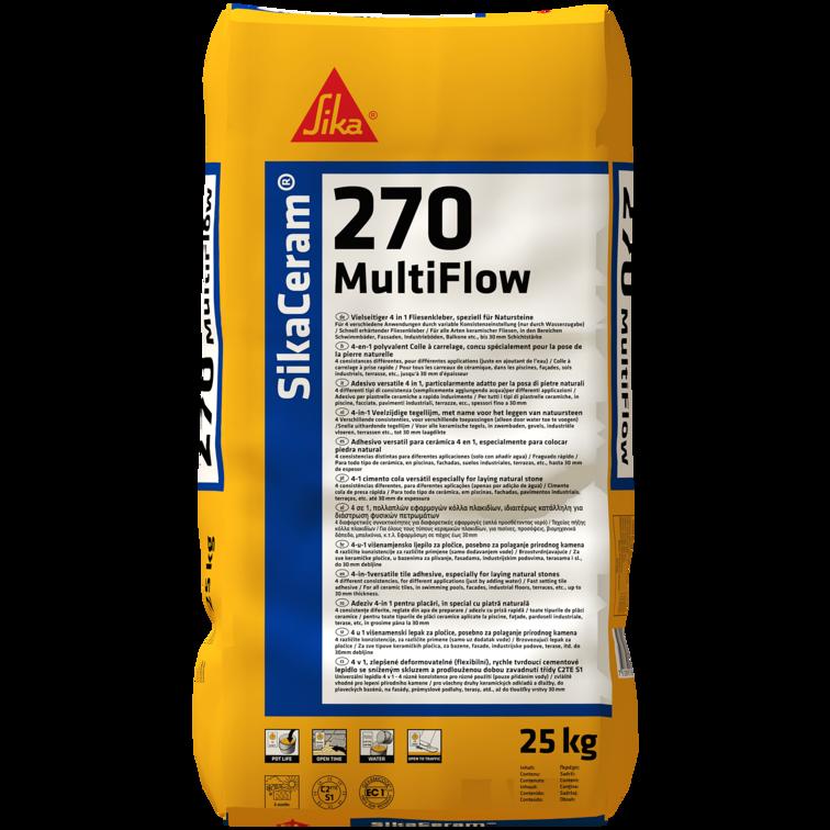 SikaCeram®-270 MultiFlow