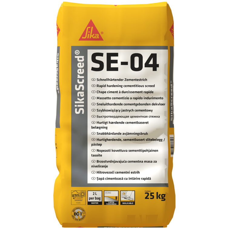 SikaScreed® SE-04