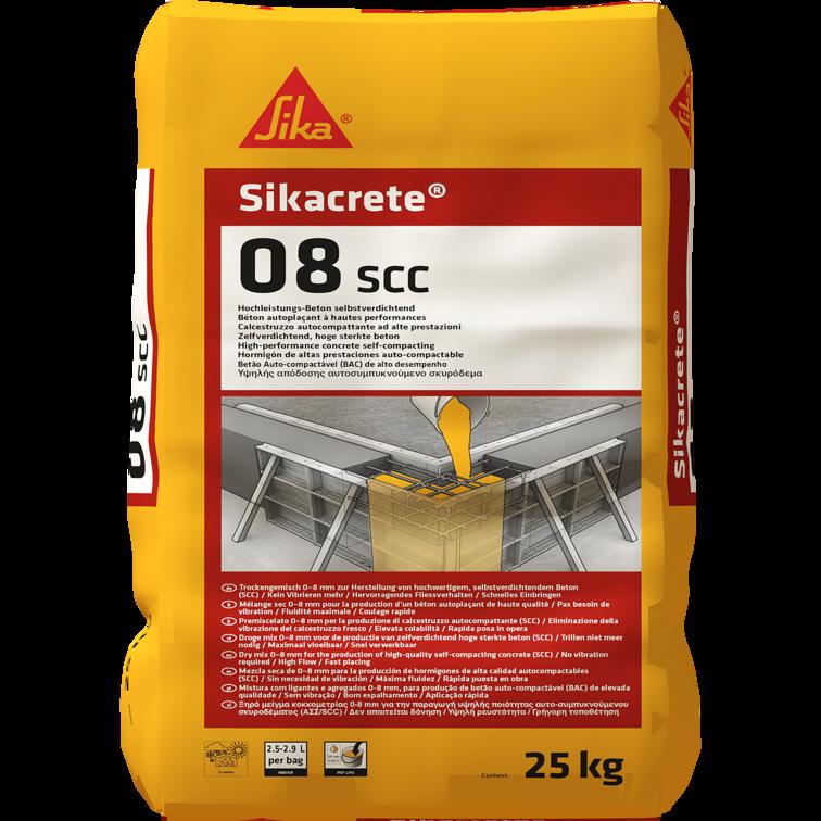 Sikacrete®-08 SCC