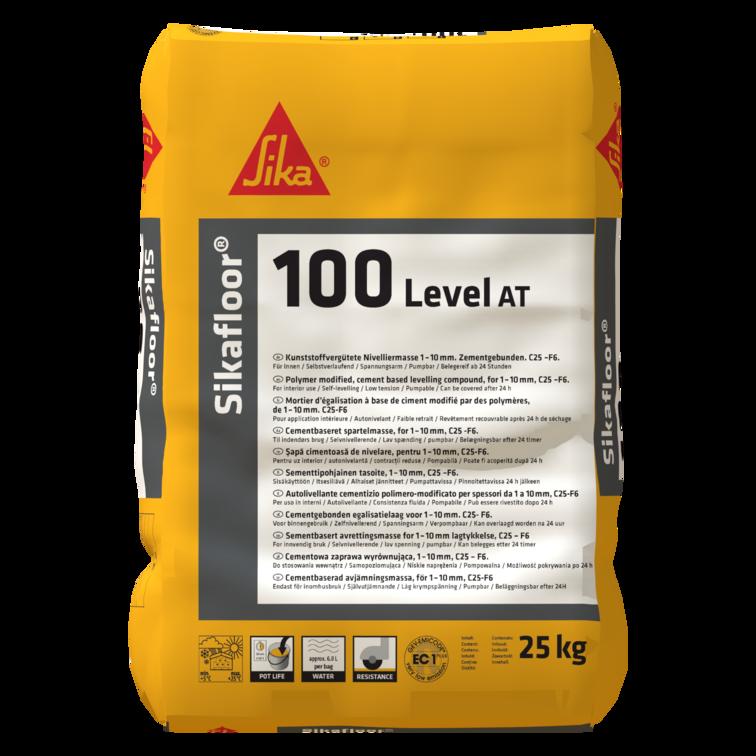 Sikafloor®-100 Level AT