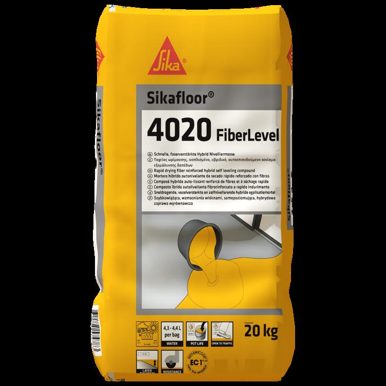 Sikafloor®-4020 FiberLevel