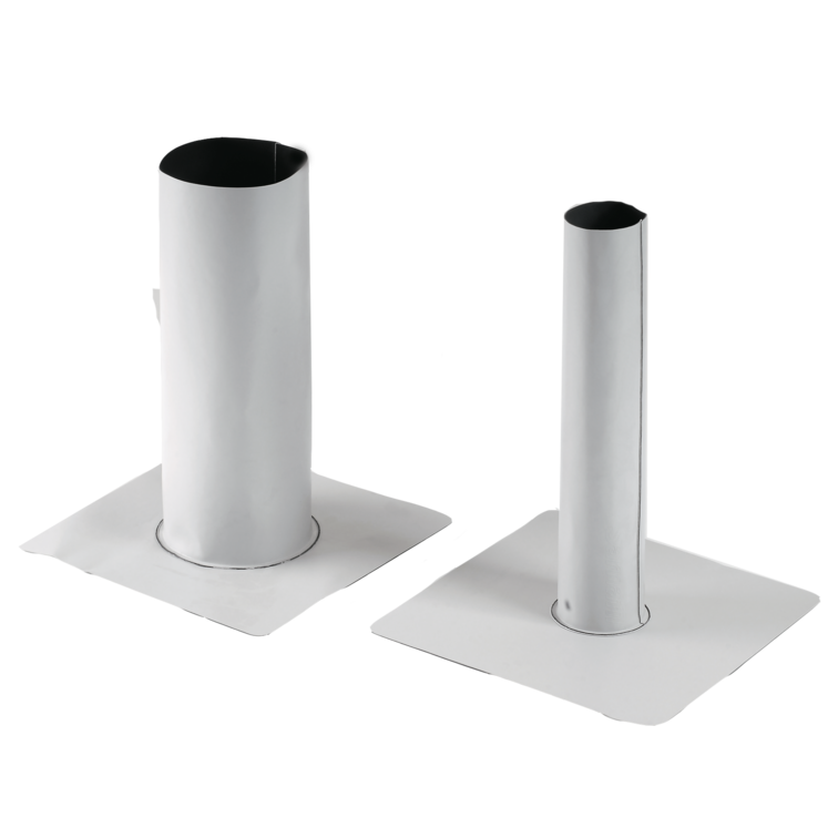 Dunstrohreinfassung (PVC)