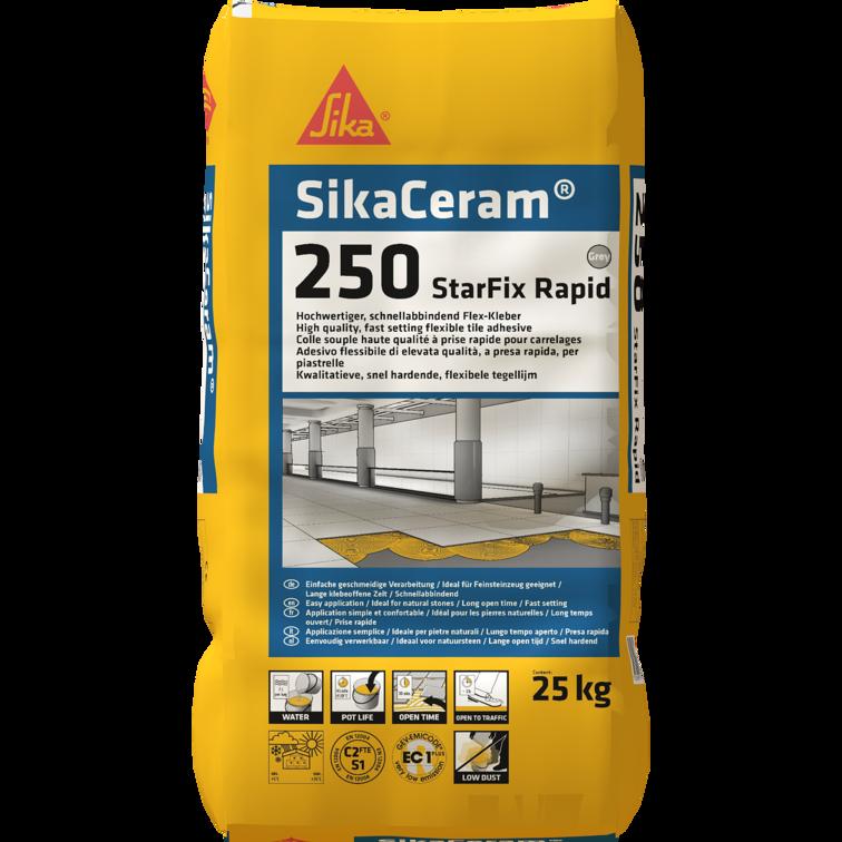 SikaCeram®-250 StarFix Rapid