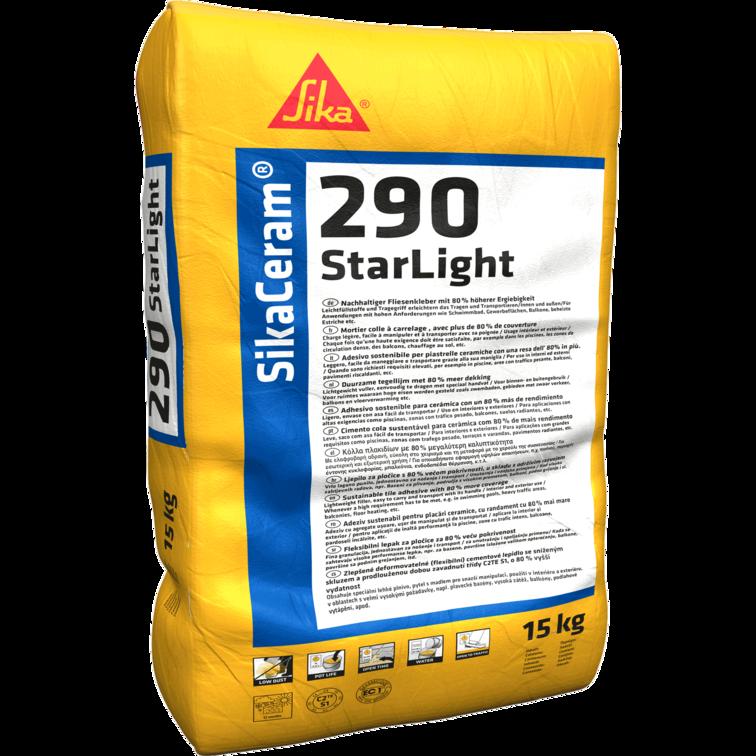 SikaCeram®-290 StarLight