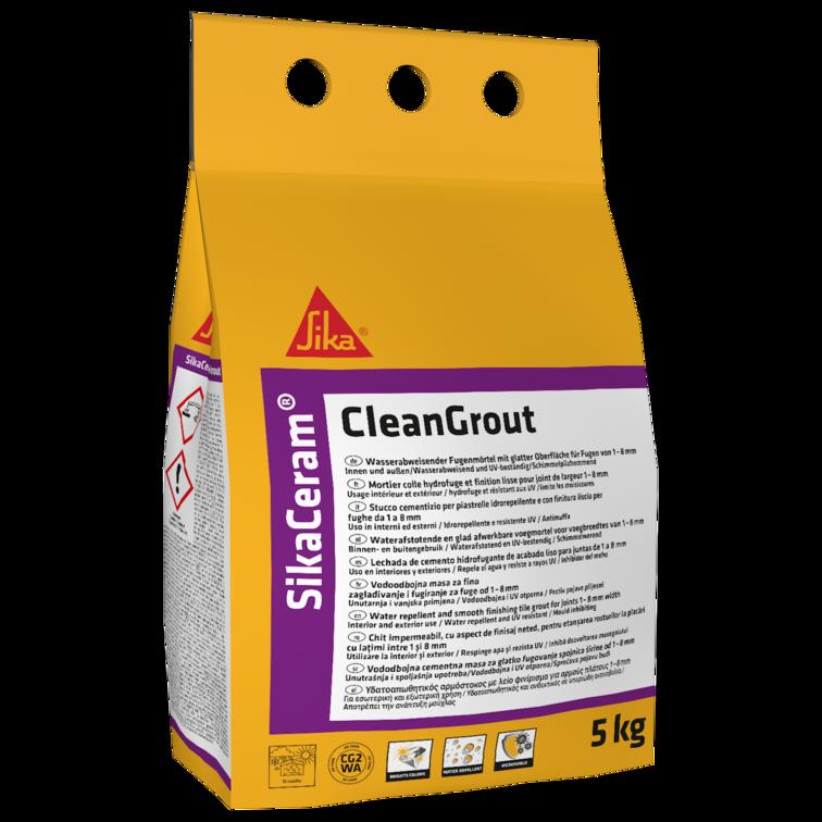 SikaCeram® CleanGrout