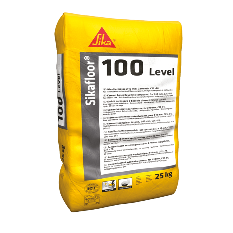 Sikafloor®-100 Level AT