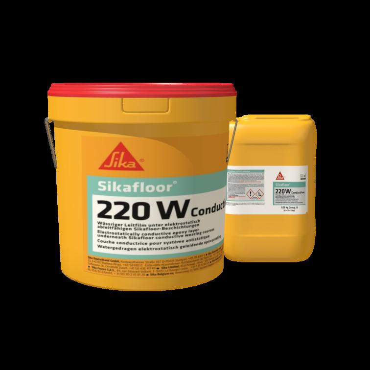 Sikafloor®-220 W Conductive