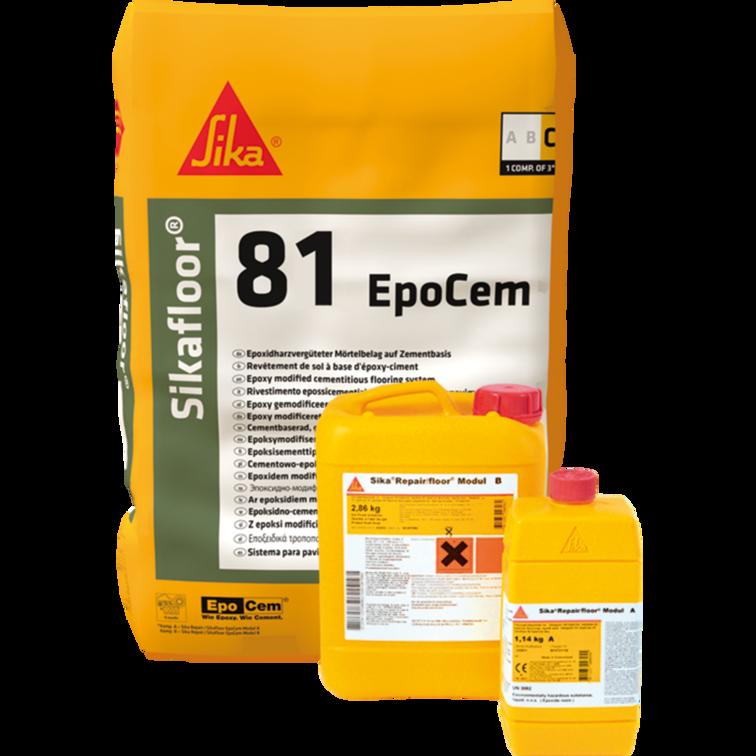 Sikafloor®-81 EpoCem®