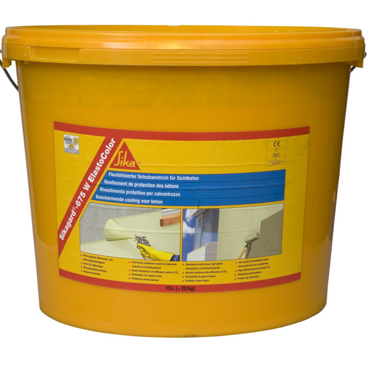 Sikagard®-675 W ElastoColor