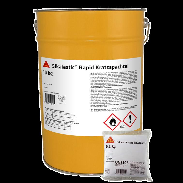 Sikalastic® Rapid Scratch Coat