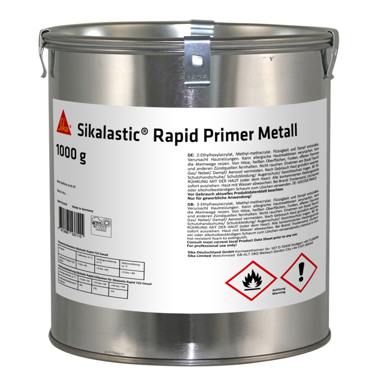 Sikalastic® Rapid Primer Metall