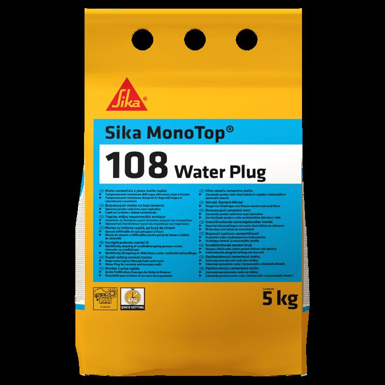 Sika MonoTop®-108 Water Plug