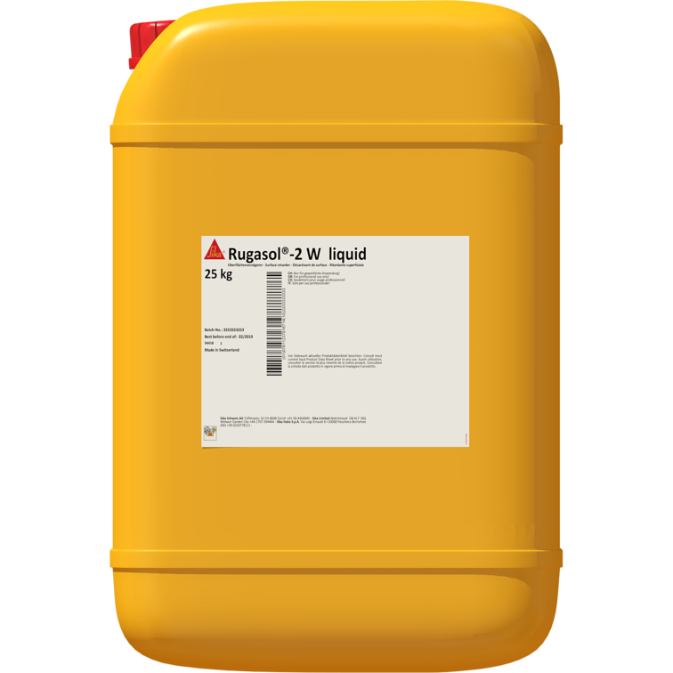 Sika® Rugasol®-2 W liquido