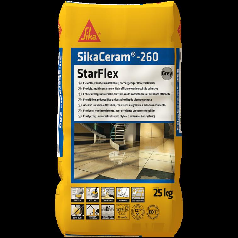 SikaCeram®-260 StarFlex