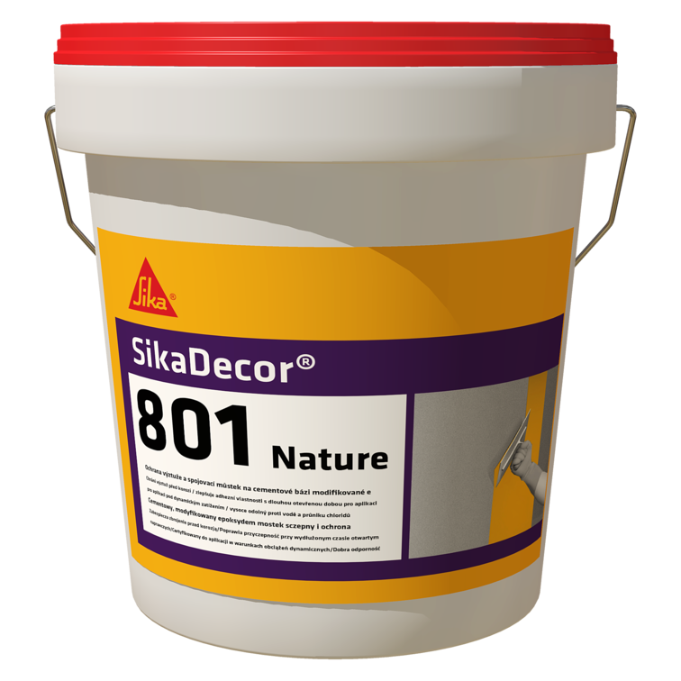 SikaDecor®-801 Nature