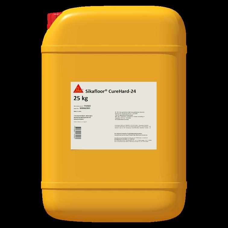 Sikafloor® CureHard-24