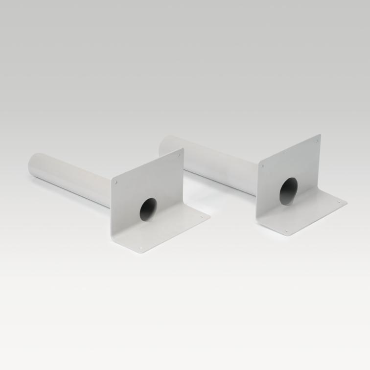 S-Scupper PVC round