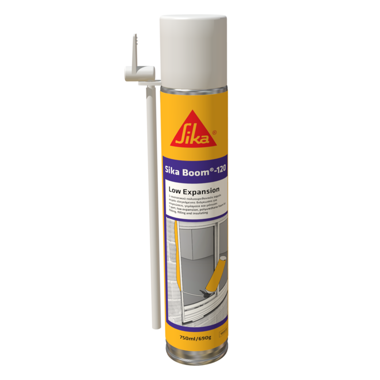 Sika Boom®-120 Low Expansion