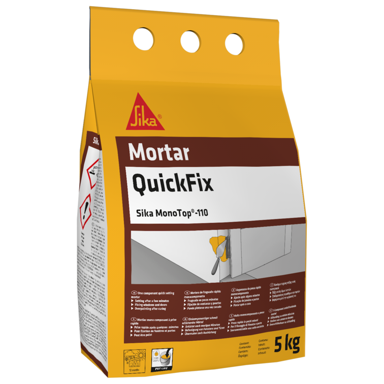 Sika MonoTop®-110 QuickFix