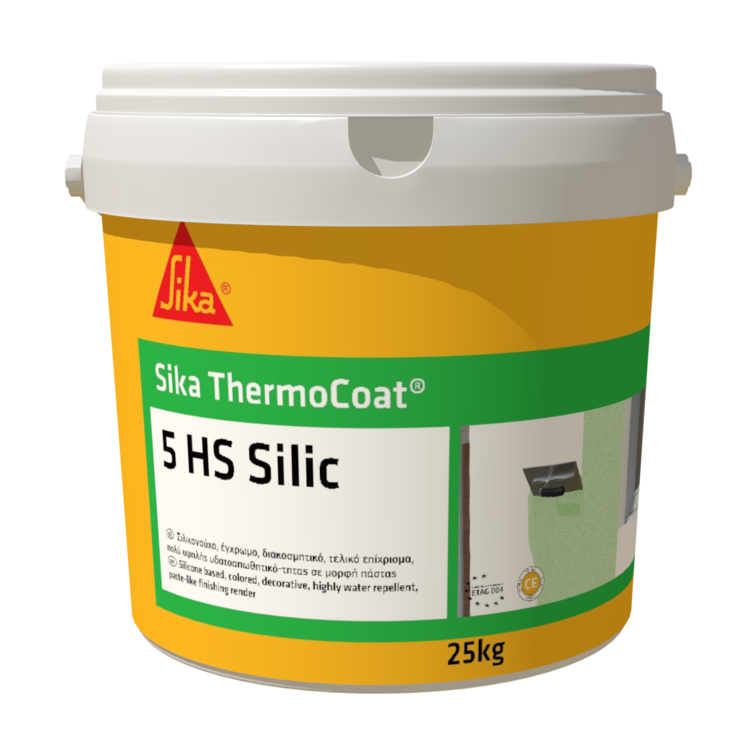 Sika ThermoCoat®-5 HS Silic
