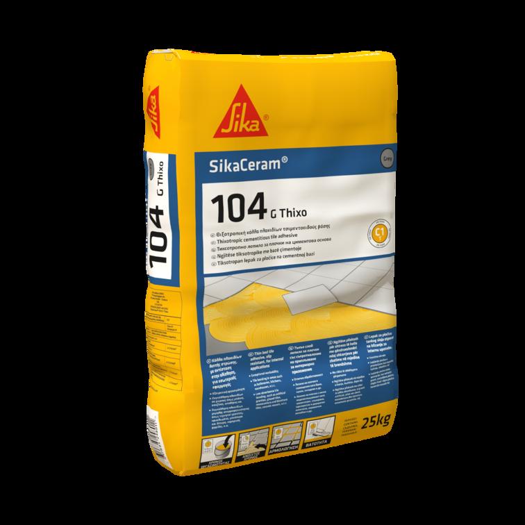SikaCeram®-104 G Thixo