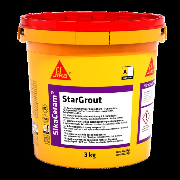 SikaCeram® StarGrout