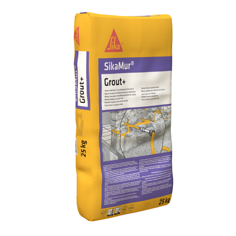 SikaMur® Grout+