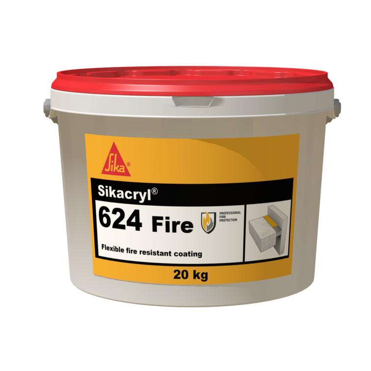 Sikacryl®-624 Fire