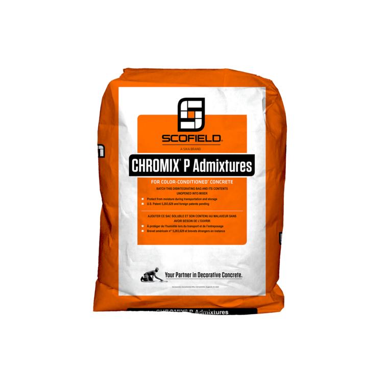 CHROMIX® Admixtures for Color-Conditioned® Concrete