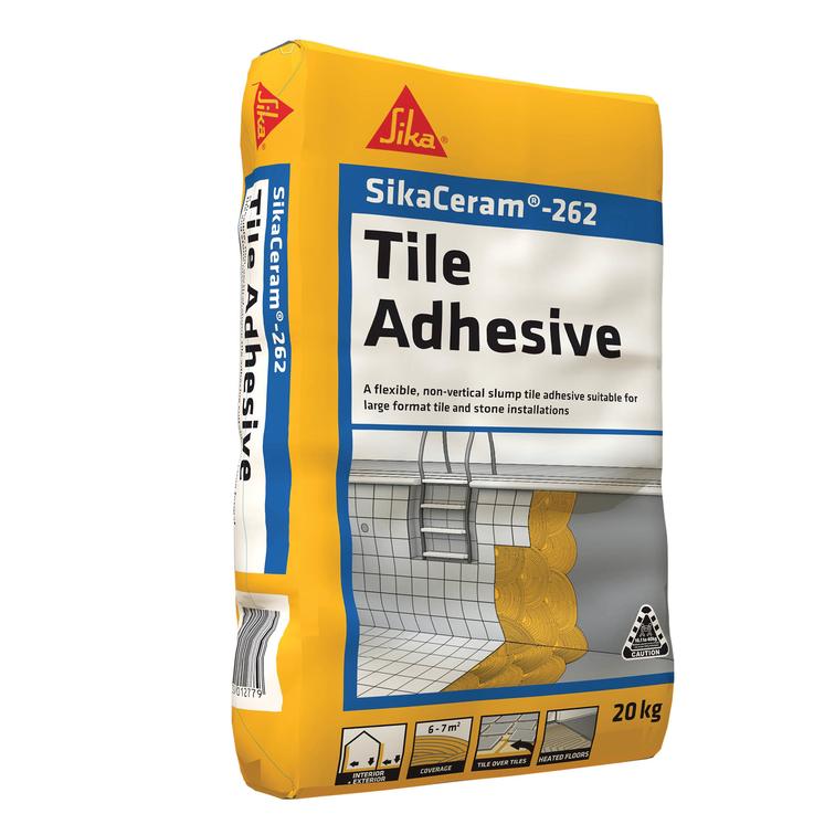 SikaCeram®-262 Tile Adhesive