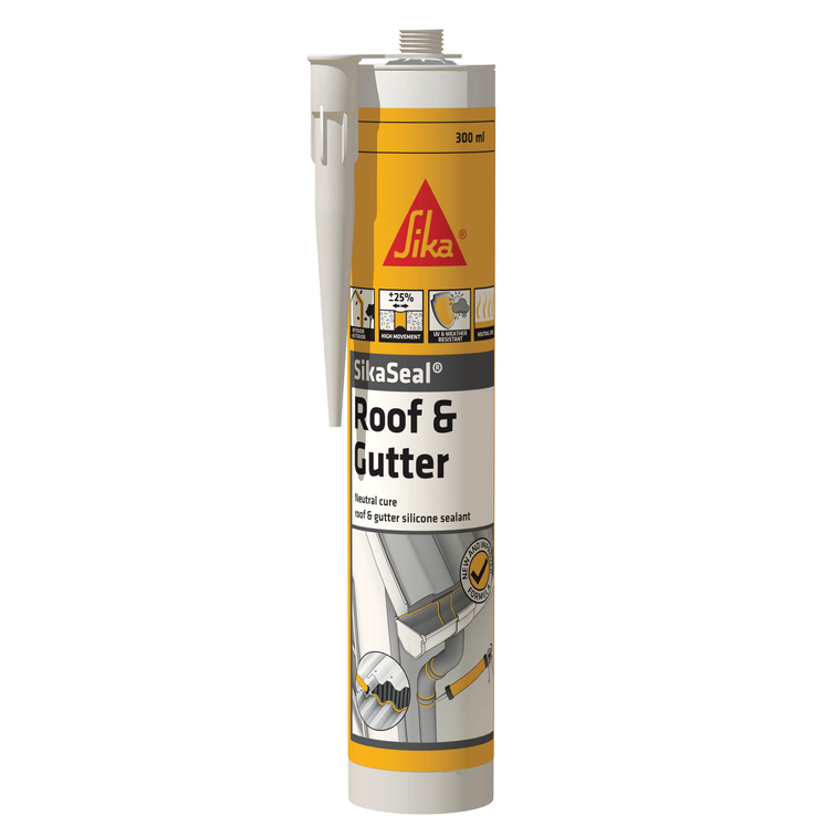 SikaSeal® Roof & Gutter