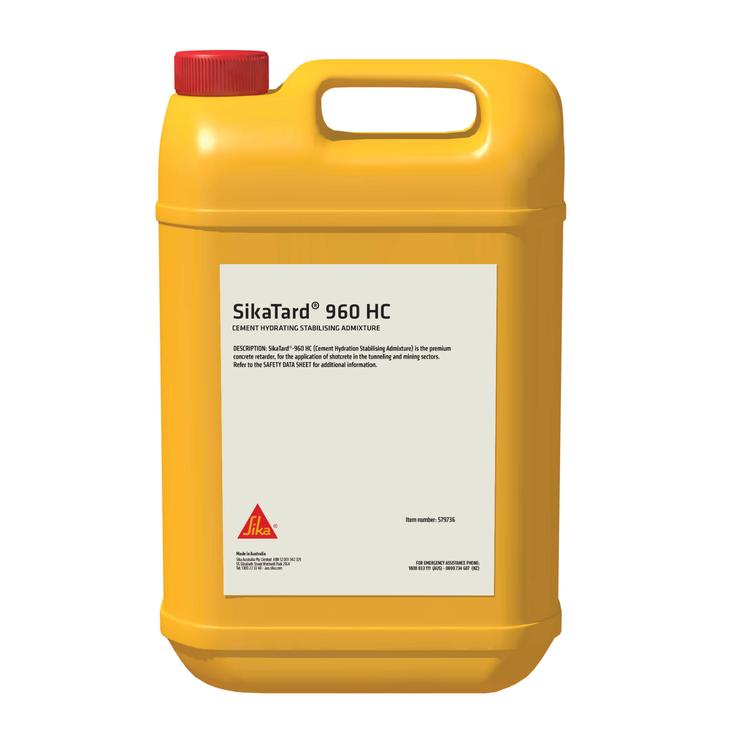 SikaTard®-960 HC